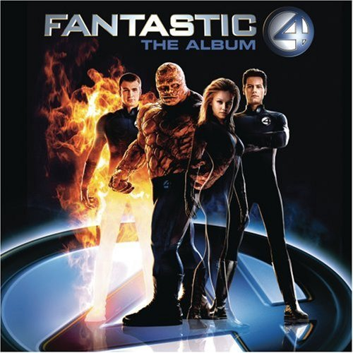 The Album Fantastic 4