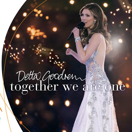 Together we are One Delta Goodrem