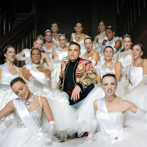 Party Like a Russian Robbie Williams