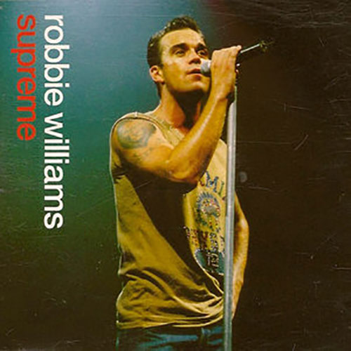 Supreme Robbie Williams