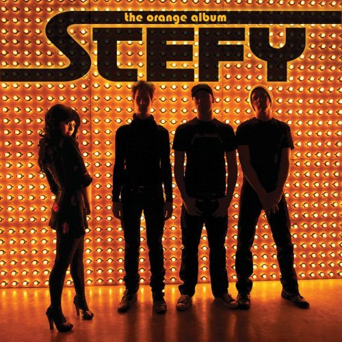 The Orange Album Stefy